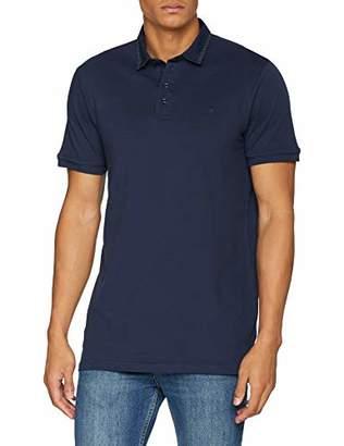 Jacamo Men's Slim FIT Stretch SS Pique Polo R Shirt,Small (Size:S)