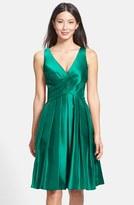Pamella Roland Pamella, Gazar Fit & Flare Dress