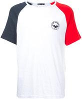 The Upside Tennis rib raglan T-shirt - men - Cotton - S