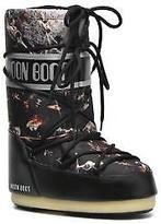 Moon Boot Kids's Star Wars Jr Fleet Boots In Black - Size Uk 2.5 / Eu