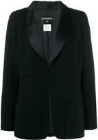 Chanel Pre Owned 2006's boxy blazer