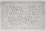 "One Kings Lane Malawi Rug - Light Gray/Cream - 5'x6'6"""