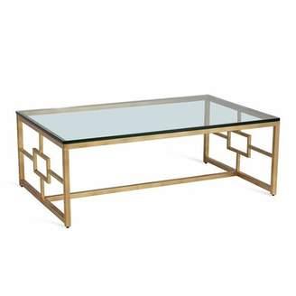 Interlude Geometrics Coffee Table