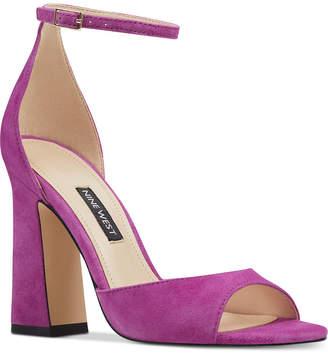 Nine West Gavyn Dress Sandals Women Shoes