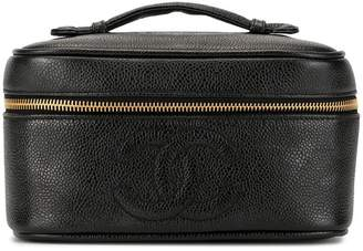 Chanel Pre Owned 1995 CC vanity case