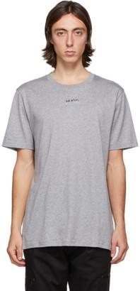 HUGO BOSS Grey Durned T-Shirt