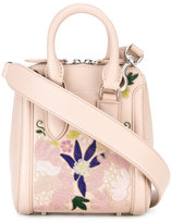 Alexander McQueen small 'Heroine' bag - women - Leather - One Size