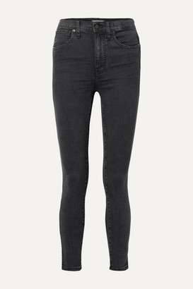 Madewell High-rise Skinny Jeans - Charcoal