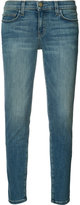 Current/Elliott super skinny cropped jeans - women - Cotton/Spandex/Elastane - 27