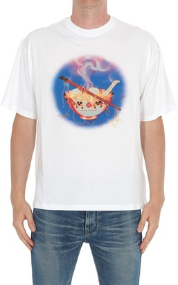 Opening Ceremony Noodle Print T-shirt