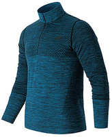 New Balance Men's M4M Seamless Quarter Zip