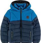Molo Bi-colored padded coat Hackett