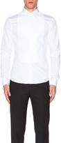 Givenchy Slim Fit Bib Shirt