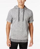 adidas Men's Short-Sleeve Basketball Hoodie