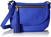 Milly Astor Saddle Crossbody