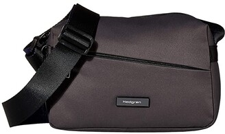 Hedgren Neutron Small Crossover (Galaxy Grey) Cross Body Handbags