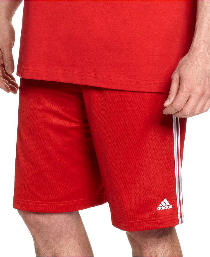 adidas Big and Tall Shorts, Triple Up Shorts