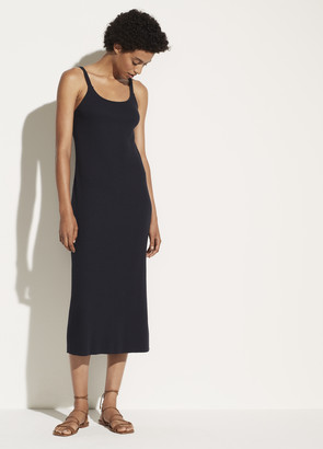 Vince Ribbed Cami Dress