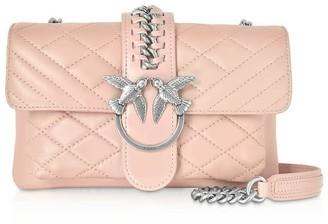 Pinko Soft Mix Light Pink Mini Love Bag