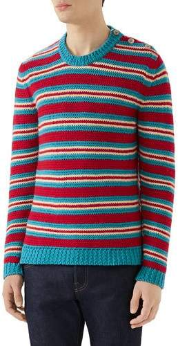 2ab50a1a1 Gucci Men's Sweaters - ShopStyle