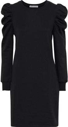 Rebecca Minkoff Janine Puff Sleeve Dress - Black / S