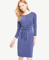 Ann Taylor Tie Front Dress