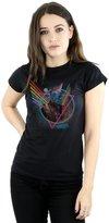 Marvel Women's Guardians of the Galaxy Neon Yondu T-Shirt