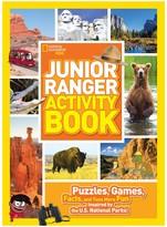 National Geographic Junior Ranger Activity Book