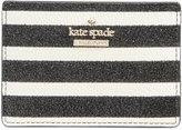 Kate Spade Hawthorne Lane Glitter Card Holder