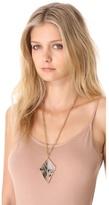 Kelly Wearstler Dual Point Pendant Necklace