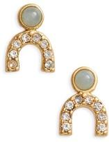 Madewell Women's Tiny Jewels Stud Earrings
