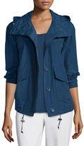 Eileen Fisher Ako Hooded Weather-Resistant Jacket
