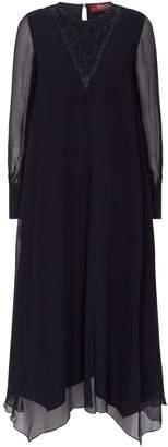 Max Mara Embellished Ciro Dress