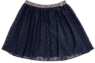Ikks FRANCOIS girls's Skirt in Blue