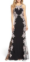 Xscape Evenings Women's Stretch Gown
