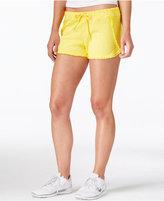 Betsey Johnson Ruffle-Hem Shorts