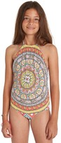 Billabong Girl's Samsara One-Piece Swimsuit