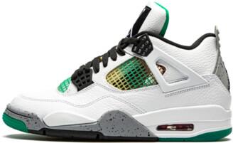 Jordan Air 4 Retro WMNS 'Rasta - Lucid Green' Shoes - Size 5W