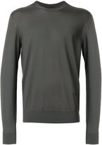Dolce & Gabbana round neck jumper - men - Virgin Wool - 48