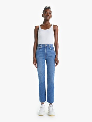 Mother The High Waisted Rascal Ankle Snip - Six Packs On You
