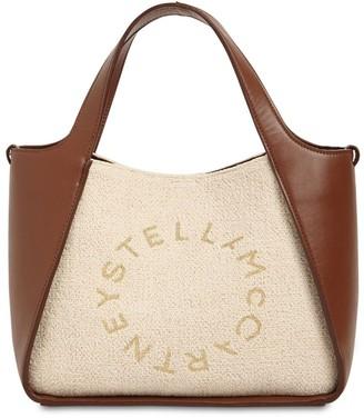 Stella McCartney Chenille & Lurex Tote Bag