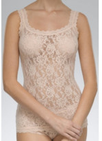 Hanky Panky Chai Signature Lace Classic Camisole - Small - Brown