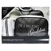 Models Prefer Goddess Pompom Weekender Set 3 pack