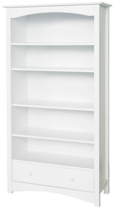 DaVinci Mdb Book Case, White Finish