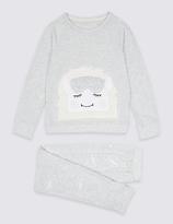Marks and Spencer Mountain Yeti Pyjamas (3-16 Years)