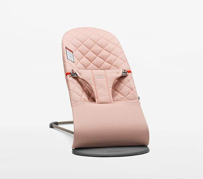 Pottery Barn Kids BABYBJORN Quilted Cotton Bouncer Bliss