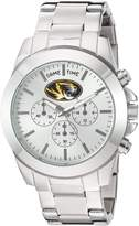 Game Time Women's COL-TBY-MO Knock-Out Analog Display Japanese Quartz Silver Watch