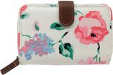 Cath Kidston Regent's Rose Folded Zip Wallet