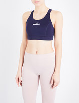 adidas by Stella McCartney The Pull-On jersey sports bra