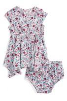 Splendid Infant Girl's Handkerchief Hem Dress